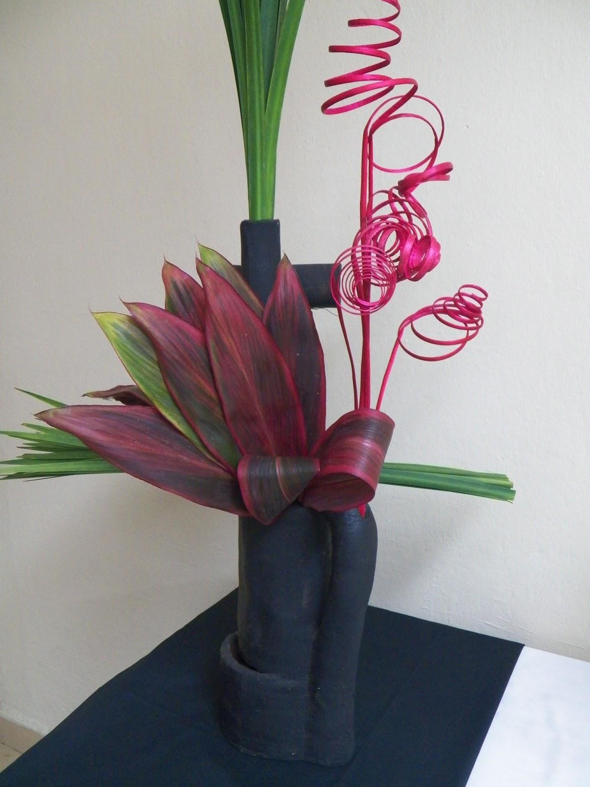 Arreglos florales creativos simposion de jueces en panam - Arreglos florales creativos ...