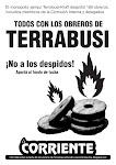 Todos con los obreros de Terrabusi