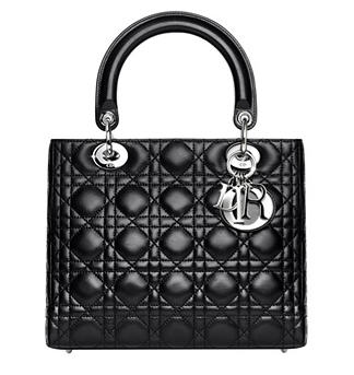 Behind The Bag- Lady Dior Bag
