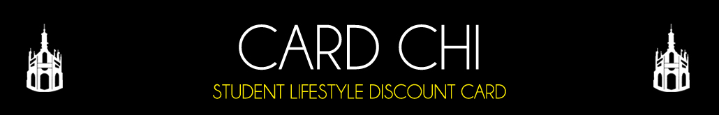 Card Chi - Student Lifestyle Discount Card