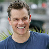 Is Matt Damon a smoker