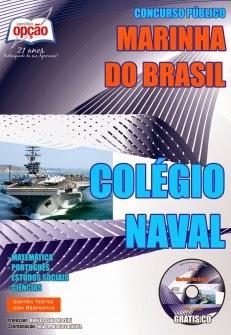 APOSTILA CONCURSO PÚBLICO DE ADMISSÃO AO COLÉGIO NAVAL (CPACN) EM 2014