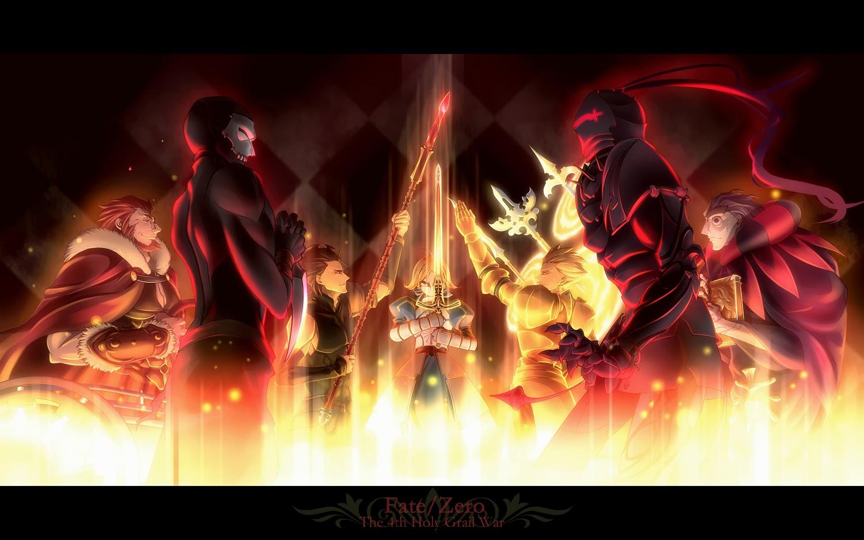 Ini Semua Di Mulai Dari Saya Menonton Anime Fate Zero Dan Kemudian Tertarik Mencoba Mencari Seluk Beluk 7 Servant Tersebut Jadilah Seperti