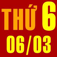 Tử vi 6/3/2015 Thứ Sáu - 12 Cung Hoàng Đạo hôm nay