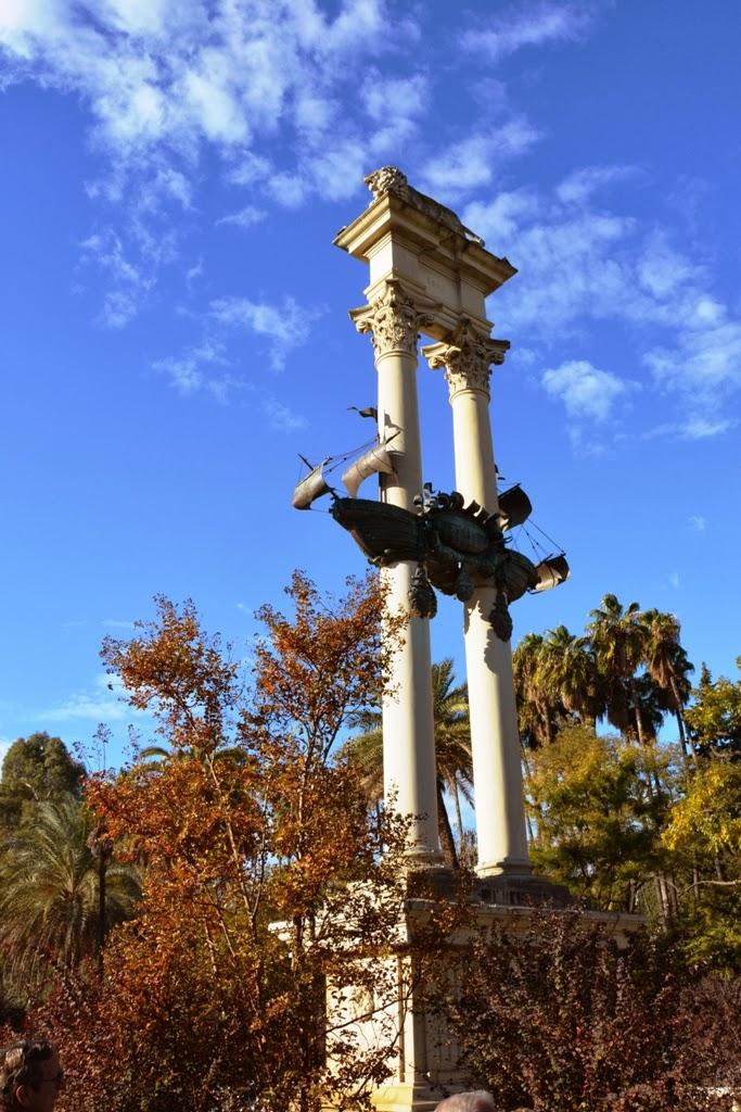 Murillo Garden Sevilla Columbus