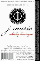 River North J Marie Whiskey Barrel Aged