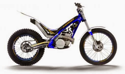 Sherco 250 ST