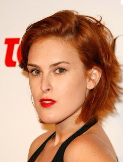 Rumer Willis Hair Color
