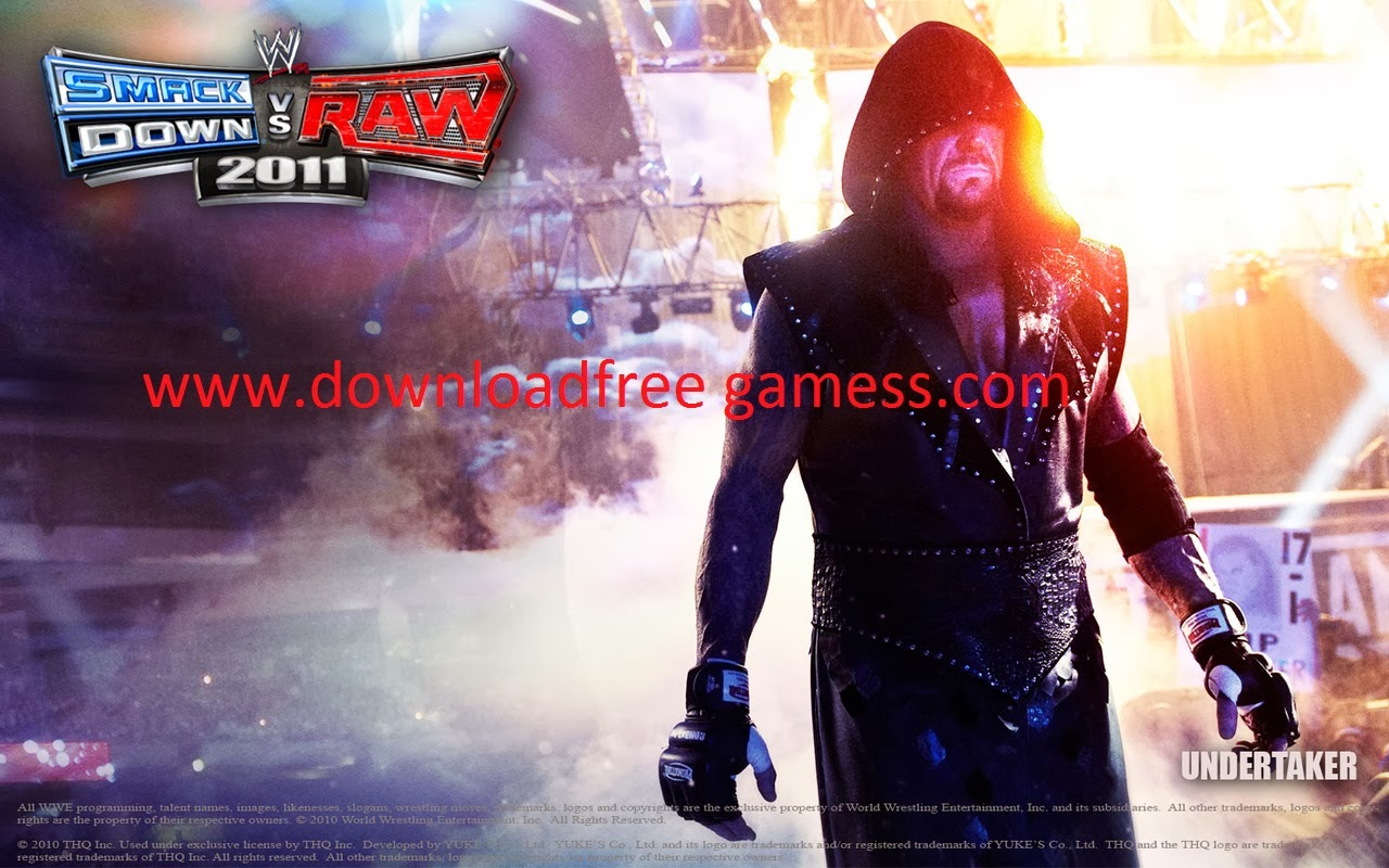 Download Smackdown Vs Raw 2011 For Pc
