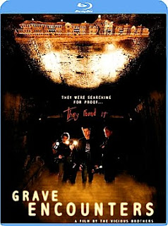 Filme Poster Grave Encounters BDRip XviD & RMVB Legendado