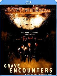 Filme Poster Grave Encounters BDRip XviD & RMVB Legendado