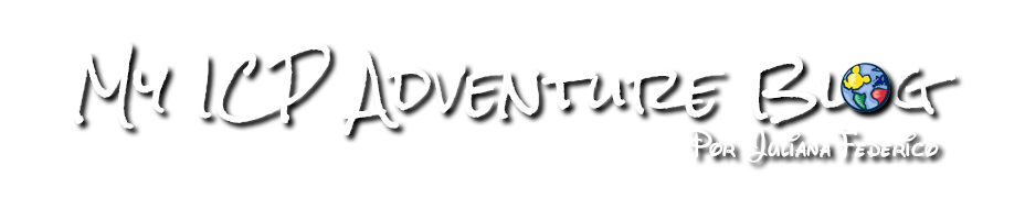 My ICP Adventure Blog