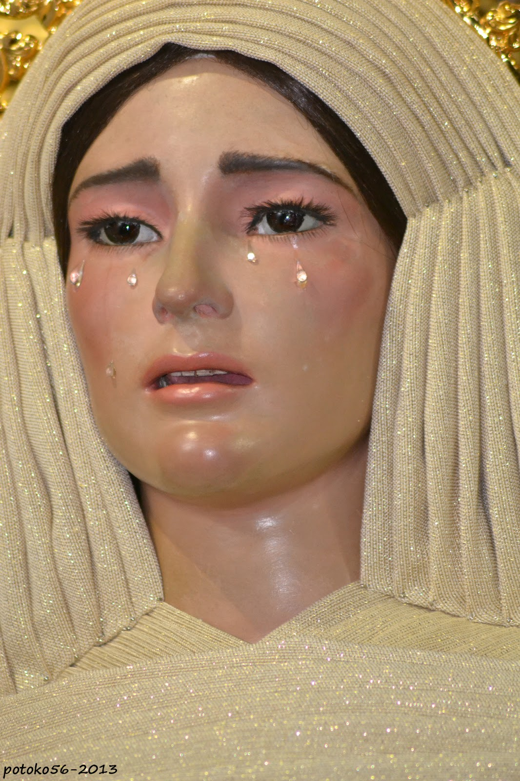 Virgen de la Amargura Rota