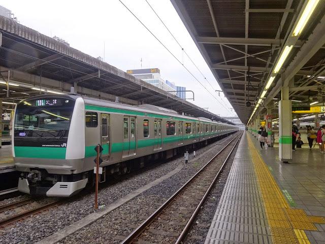 埼京線,池袋駅〈著作権フリー無料画像〉Free Stock Photos