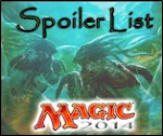 Magic the Gathering Spoilers
