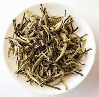 Golden Moon Tea Silver Needle Snow Sprout Tea
