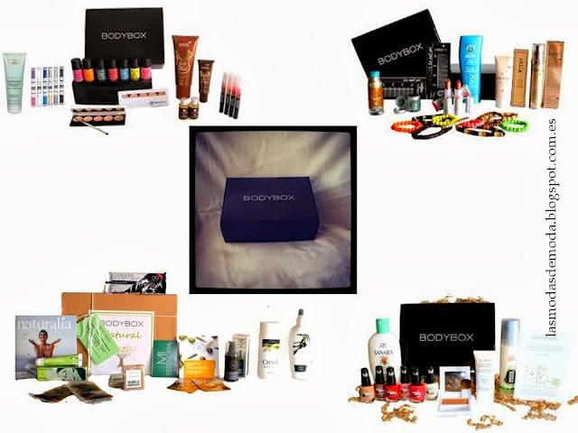 Beauty boxes: BodyBox