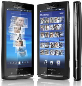 Smartphone and Handphone Review: SONY ERICSSON X-PERIA 10