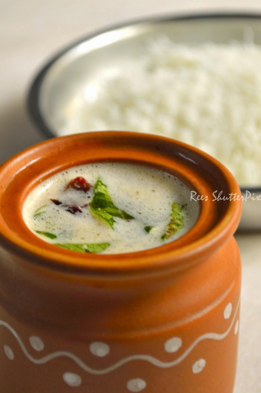 savoury coconut milk recipe, chettinad style idiyappam sodhi