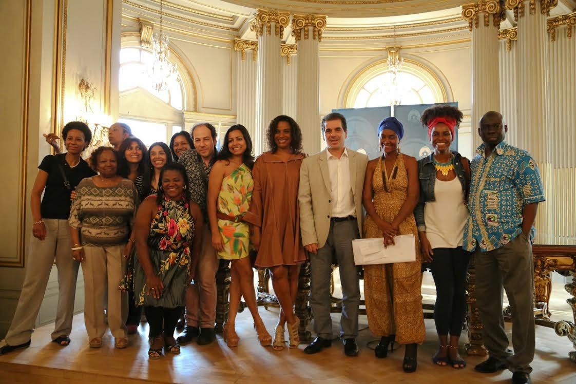 Encuentro cultural Noviembre Afro en la Legislatura
