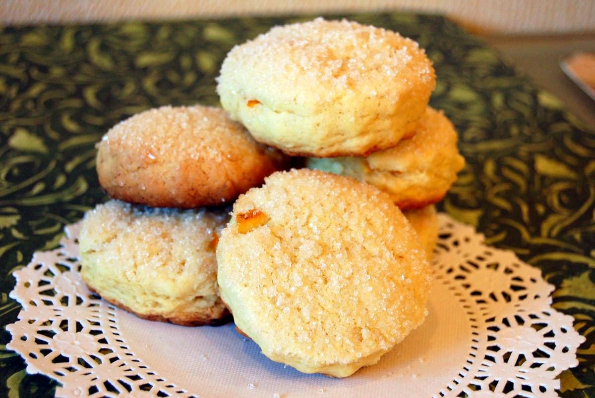 Песочное печенье без яиц рецепт с пошагово на маргарине