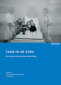 Boek Lean in de zorg