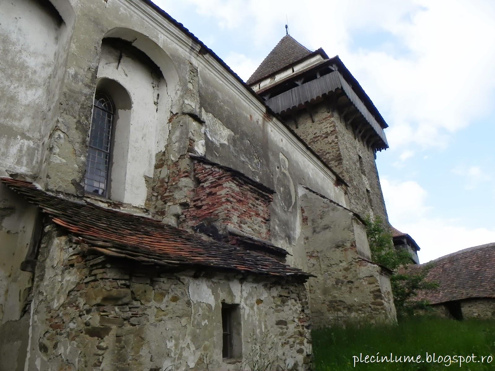 Biserica din Viscri