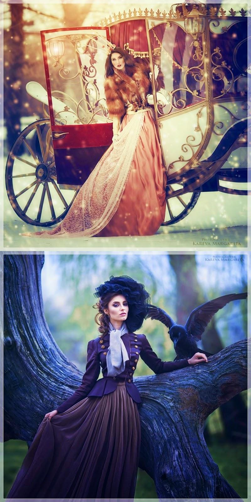 Королевские миры Маргариты Каревой
