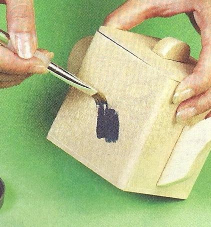 Detodomanualidades como hacer un portat manualidades - Manualidades y bricolaje para el hogar ...