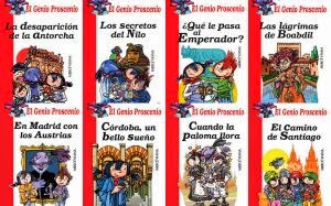http://www.dylar.es/Lecturas/Literatura_juvenil/8_LAS-AVENTURAS-DEL-GENIO-PROSCENIO.html