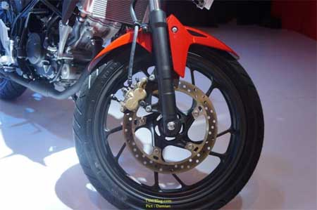 cakram New Honda CB150R