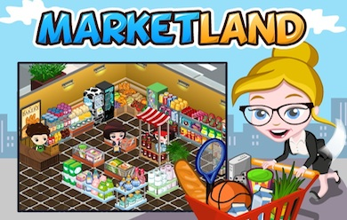 Marketland Cheats Coins Exp Level hack