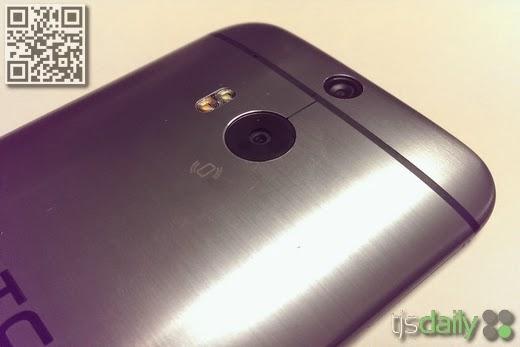 HTC One M8 Dual Camera