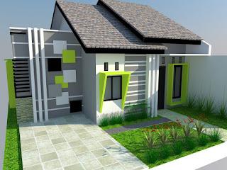 model rumah minimalis dan elegan