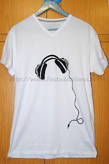 Camiseta cascos