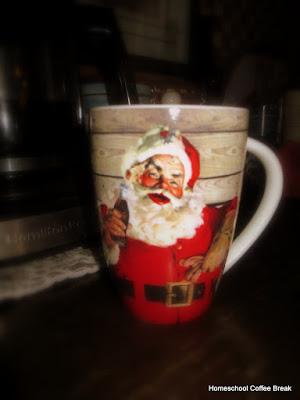 Homeschool Weekly - Christmas Spirit Edition on Homeschool Coffee Break @ kympossibleblog.blogspot.com