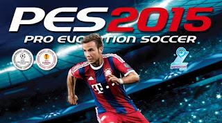 PES 2015 Full transfer