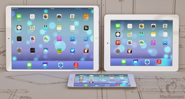 New iPad Air later this year, no 12.9-inch iPad or Mini until 2015