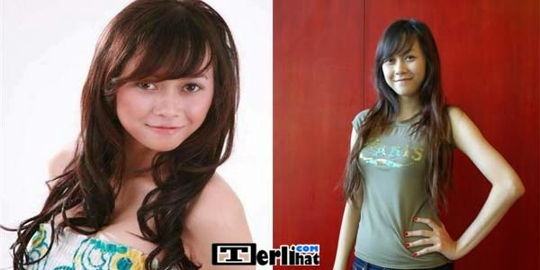 Foto Hot Aura Kasih Tanpa Make Up