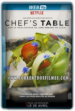 Chef's Table 1ª Temporada (2016) Torrent – Dublado WEBRip 720p Dual Áudio