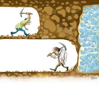 مدونة قولة و مقال - الفشل هو مجموعة تجارب تسبق النجاح