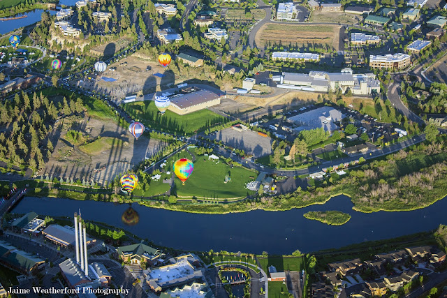 Bend Oregon Saranyu Balloons Over Bend Jaime Weatherford