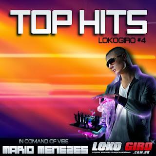 .::CD TOP HITS #4 - DJ Mário Menezes::.