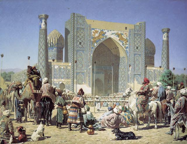 ...российской колониальной политики в Средней Азии на долгие годы и определила ее принципиальные направления.