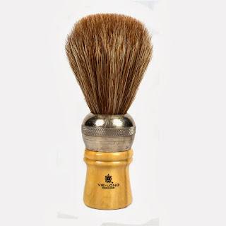 Vie-Long Ethically Sourced Horse Hair Shaving Brush