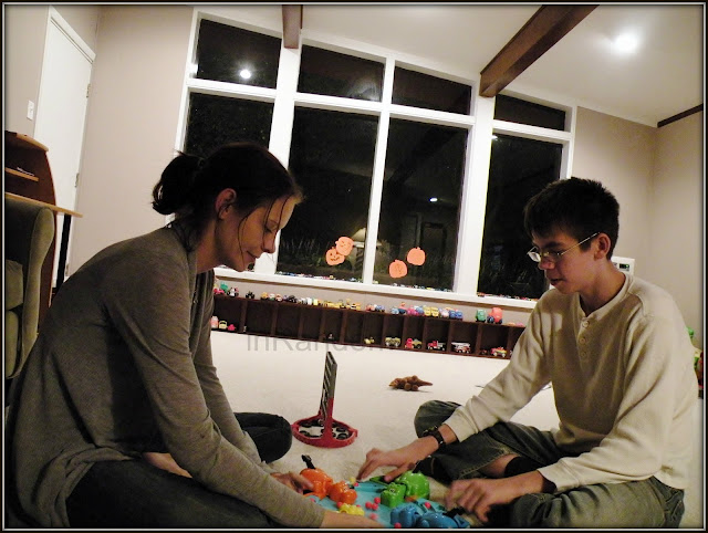 Hungry Hungry Hippo match