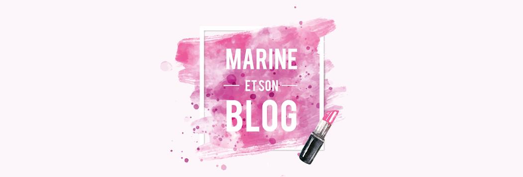 Marine et son blog