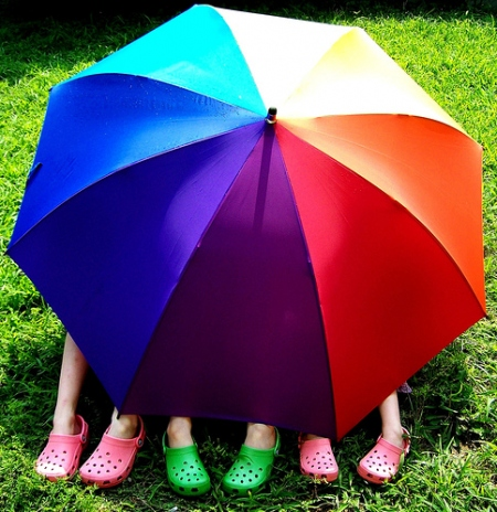 Chic and Silk  RAINBOW  Χρώματα! Με ποια ταιριάζουν περισσότερο και ... f66d9f6af50
