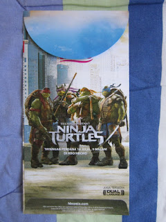 Astro HBO movies Teenage Mutant Ninja Turtles TMNT Hari Raya Eid duit Raya packets gift money Michelangelo Mike Mikey Leonardo Leo Raphael Raph Donatello Don Donnie