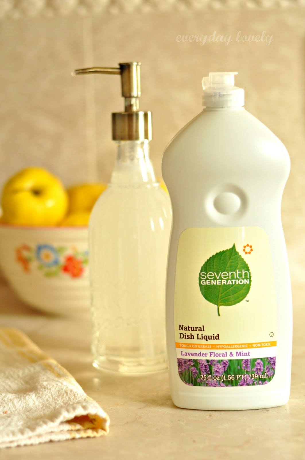Fixer upper kitchen soap dispenser - The Pure Good Soap Bottle Is Found Here